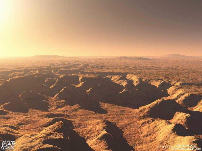 شاهد معنا صور حصريا لكوكب المريخ تابع معنا الصور