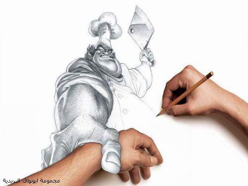 ابداع رسامى الجرافيك