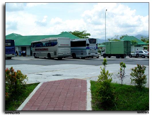 الباصات